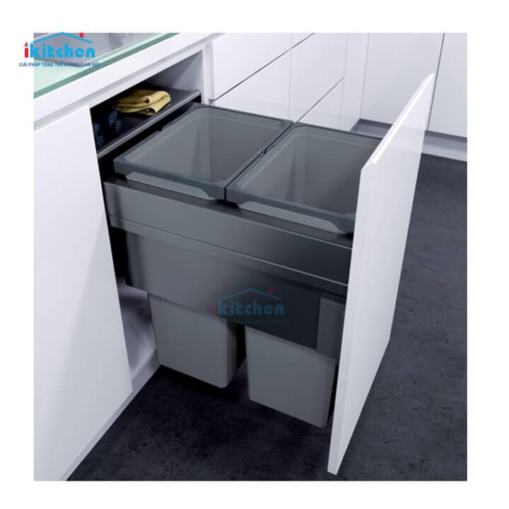 Top 5 thùng rác âm tủ thông minh đáng mua nhất 2021