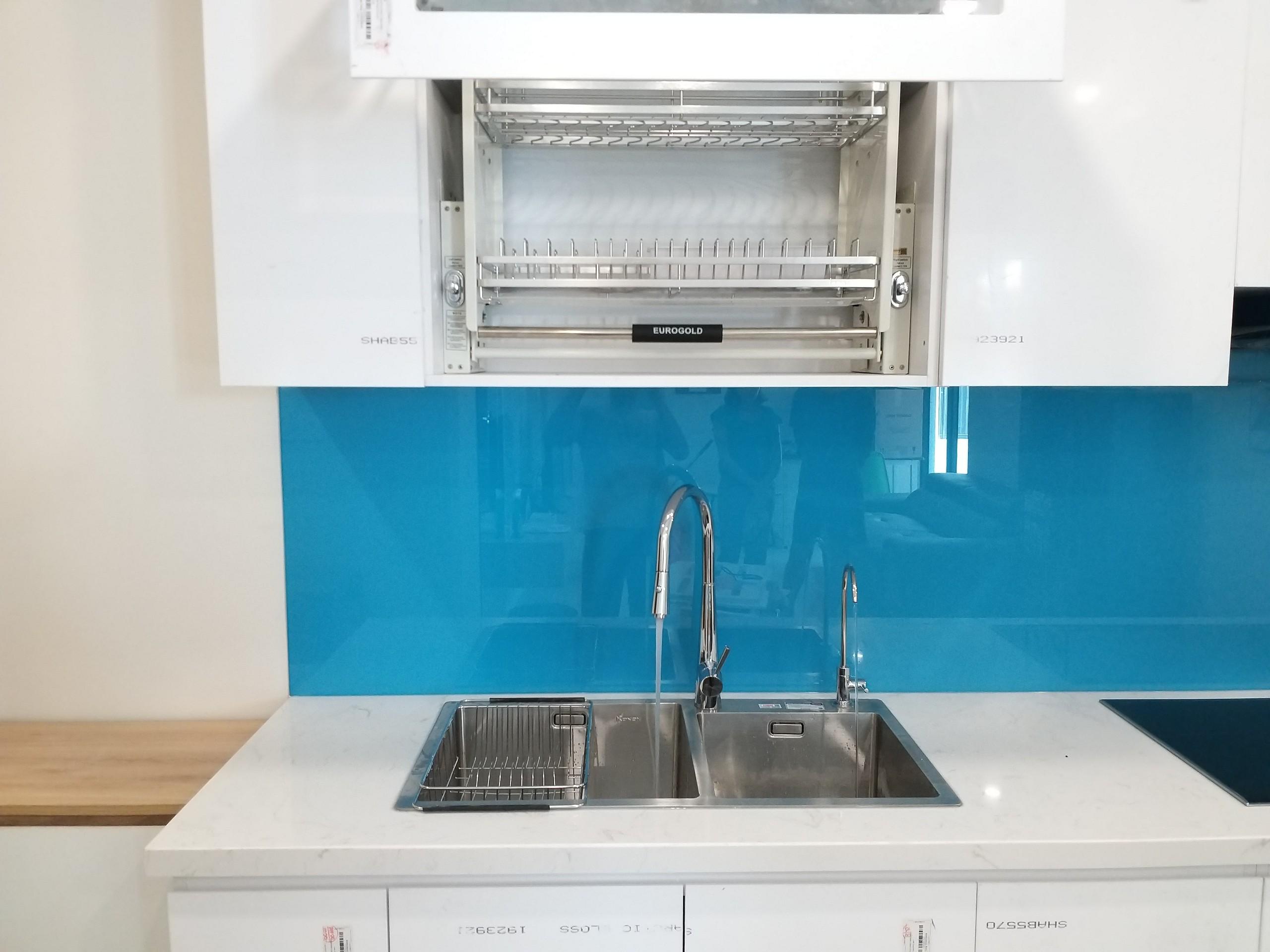 Thực tế thi công tủ bêp thông minh tại Thanh Xuân-Hà Nội T6/2020