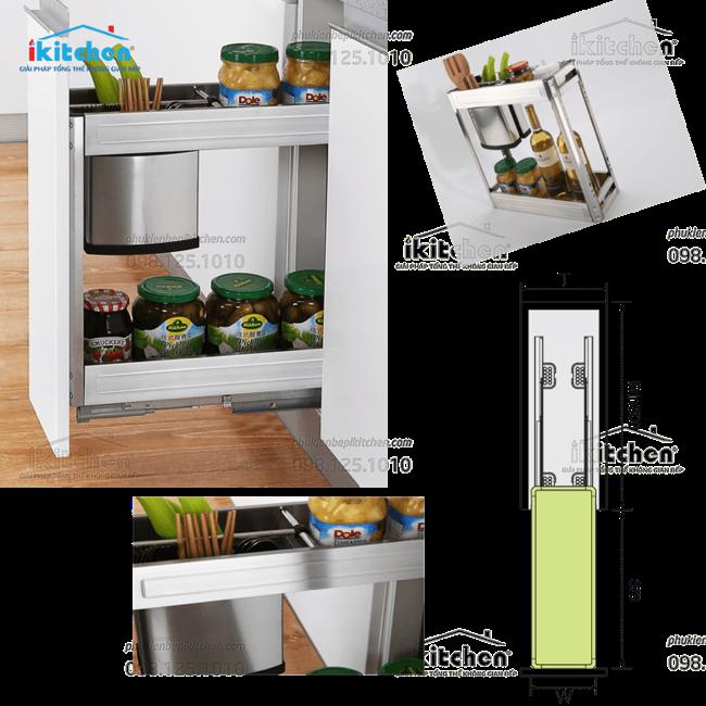 Top phụ kiện tủ bếp Grob đang được khuyến mãi lớn tại iKitchen