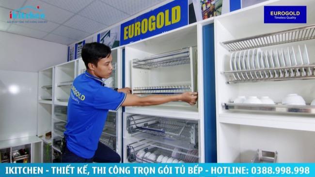 Địa chỉ mua phụ kiện tủ bếp Eurogold mà bạn không nên bỏ qua