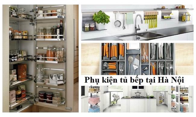 5 kinh nghiệm mua phụ kiện tủ bếp thông minh ở Hà Nội